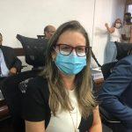 """Viviane critica mensagem da prefeita ao Legislativo: """"Foi uma mensagem vazia"""""""