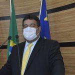 Ivan Cordeiro presta contas de viagem a Brasília