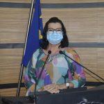 Lúcia Rocha pede patrolamento e recuperação de estrada vicinais