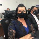 Lúcia Rocha relata preocupação com a pandemia da Covid-19