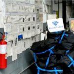 Mais de 400 kg de cocaína são apreendidos em carga de suco de abacaxi