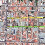 CONQUISTA: Prefeitura implanta novo binário no bairro Brasil