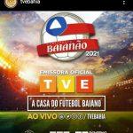 FBF anuncia transmissão do Baianão na TVE