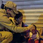 SOLIDARIEDADE: Patrulha Solidária PM acolhe famílias em Vitória da Conquista