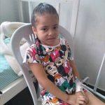 LUTO: Morre a pequena Nicolly Batista, aos 07 anos