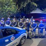 PM intensifica policiamento em Vitória da Conquista durante toque de recolher; Confira