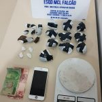 CONQUISTA: Polícia desestrutura tráfico de drogas no bairro Brasil