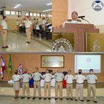 Comando de Policiamento da Região Sudoeste realiza cerimônia de apresentação dos oficiais recém- promovidos, alusiva aos 196 anos da PMBA
