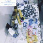 CONQUISTA: Polícia aprende grande quantidade de drogas em condomínio no bairro Santa Cecília