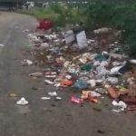 VOCÊ REPÓRTER: Lixo e entulho estão sendo criadouros de mosquitos da dengue no bairro Nova Cidade