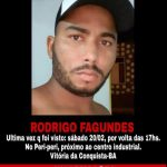 CONQUISTA: Motorista de aplicativo está desaparecido desde o último sábado; Família procura informações