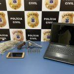 CONQUISTA: Polícia Civil prende integrantes de facção criminosa envolvida com tráfico de drogas no Guarani