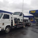 URGENTE: PRF apreende 104 kg  de cocaína escondidos em caminhonete em Vitória da Conquista