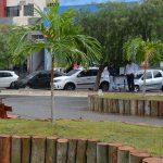 CONQUISTA: Homem é assaltado enquanto caminhava na praça Barão do Rio Branco; Ouça os detalhes no plantão policial