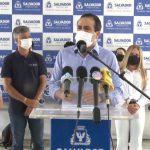 Salvador: Praias quadras e clubes são fechados em decorrência do alto índice de Covid-19