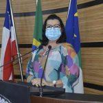 Lúcia Rocha lamenta gravidade da pandemia e cobra mais leitos nos hospitais de Conquista