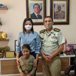 CONQUISTA: Juíza do TJBA visita o CPRSO