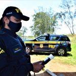 Em 2020, PRF realizou quase 75.000 testes 'do bafômetro'  nas rodovias federais da Bahia