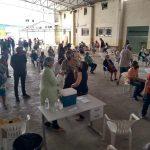 Câmara Municipal fiscaliza vacinação de idosos em Conquista
