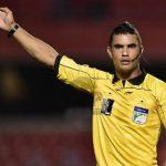 Marielson Alves, árbitro do Ba-Vi do Baianão, testa positivo para Covid-19 e é substituído para a partida