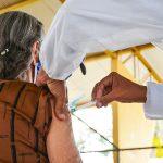 CONQUISTA: Vacinação para idosos a partir de 77 anos é iniciada nesta quinta (18)
