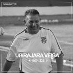 LUTO: Morre o treinador Ubirajara Veiga, vítima da Covid-19