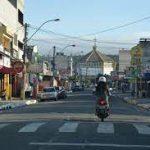 CONQUISTA: Mulher é atropelada por motociclista na avenida frei Benjamim