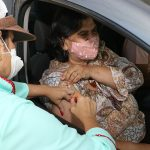 CONQUISTA: Vacinação para idosos de 63 anos ou mais continua nesta segunda-feira