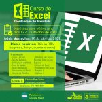 CONQUISTA: Prefeitura abre inscrição para curso de Excel destinado à juventude