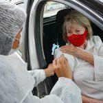 CONQUISTA: Vacinação contra COVID-19 está suspensa