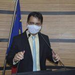 Jacaré defende transparência na utilização dos recursos destinados ao enfrentamento da Covid-19 em Conquista