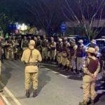 URGENTE: Em nota, Polícia Militar de Vitória da Conquista afirma que irá seguir decreto estadual de 'toque de recolher'