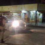 CONQUISTA: 8 estabelecimentos foram fechados durante 'toque de recolher' nesta segunda-feira