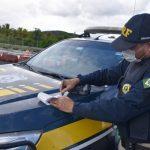 BAHIA: PRF flagra 310 pessoas sem cinto de segurança no feriado da Semana Santa