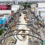 CONQUISTA: Estação de transbordo está quase pronta; Só falta um transporte público que funcione