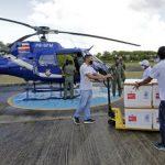 Bahia recebe na sexta lote com 566.750 doses de vacinas para aplicação da 2ª dose