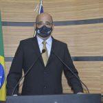 Chico pede urgência no retorno das sessões presenciais e cobra iluminação de campo em José Gonçalves