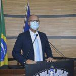 Valdemir cobra quantitativo de valor gasto pela prefeitura com transporte público