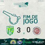 Vitória da Conquista vence Atlético  com placar de 3X0