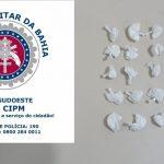 CONQUISTA: Homem é encontrado com grande quantidade de drogas no bairro Sobradinho