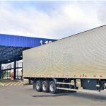 PRF flagra caminhão com 750 mil maços de cigarros em Vitória da Conquista
