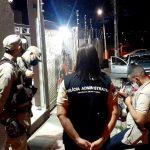 CONQUISTA: Prefeitura notifica e interdita estabelecimentos comerciais durante final de semana