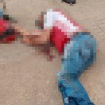 URGENTE: Motociclista morre em grave acidente no bairro Alto Maron