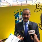 Na mira da CPI da Covid, presidente da CBF recontrata lobista em Brasília