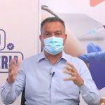 Rui Costa lamenta mortes por Covid no dia em que o Brasil atinge marca de 500 mil óbitos