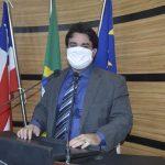 Andreson cobra mais atenção à saúde pública no município