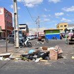 O Povo de Conquista fala: Feirinha do bairro Brasil precisa de reforma urgente