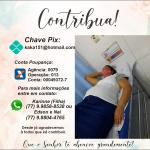 CONQUISTA: Mulher precisa de recursos para realizar cirurgia; Saiba como ajudar