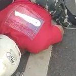 Motociclista fica ferido após se envolver em acidente no centro de Vitória da Conquista