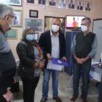 Vereador Valdemir Dias presta homenagem ao Banco do Povo